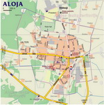 Map of Aloya