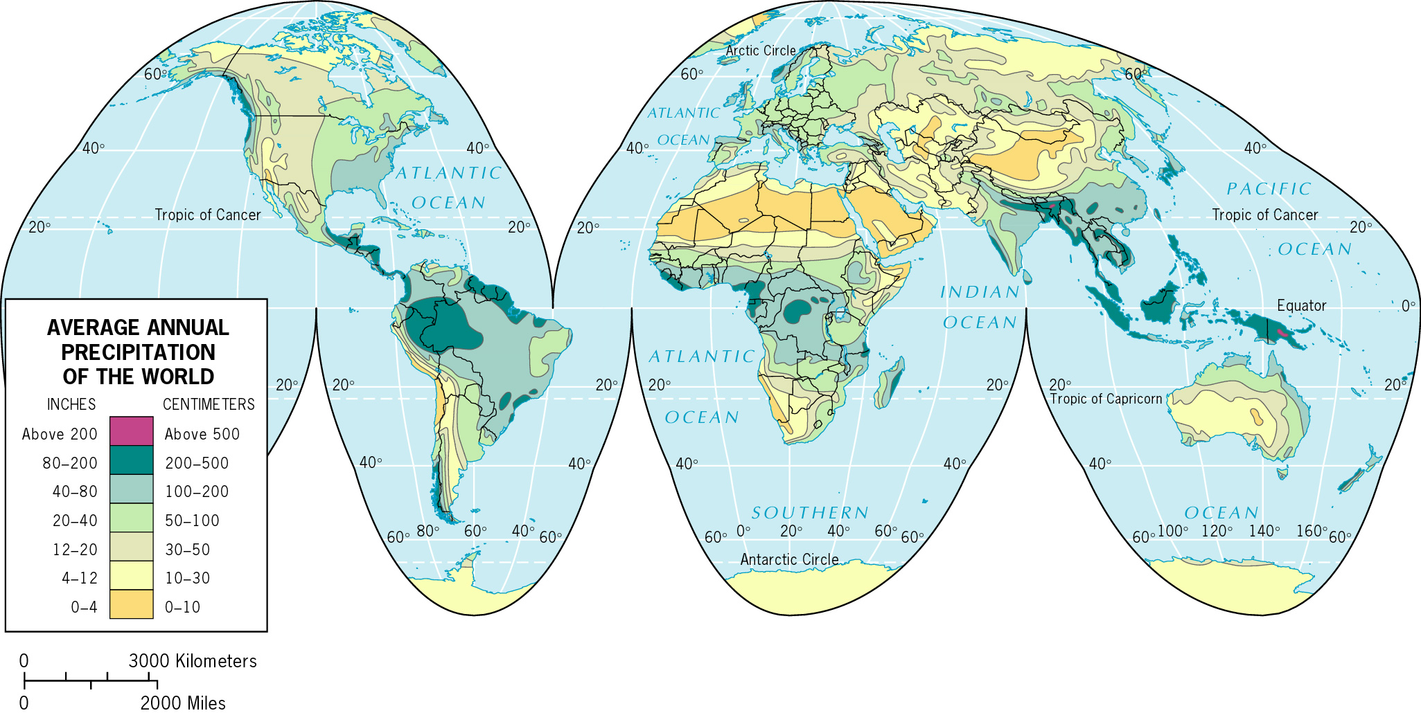 ... of the world. Maps of the world resources — Planetolog.com